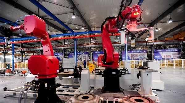 工业机器人销量快速增长,国产龙头有望逐步崛起!