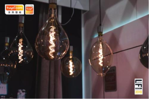 涂鴉智能亮相美國照明展,首推智能無線商業照明方案